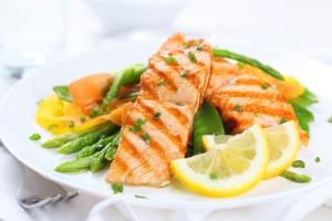 fruits-vegetables-fish-fish-garnish-lemon-food-food